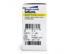 SofLens Multi-Focal (6Lentillas)