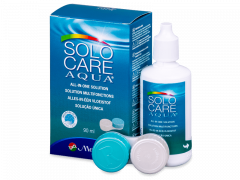 Líquido SoloCare Aqua 90ml