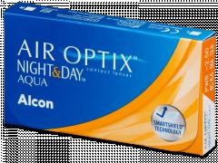 Air Optix Night and Day Aqua (3Lentillas)
