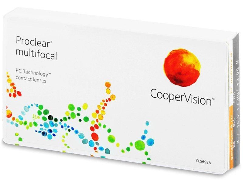 Proclear Multifocal (6Lentillas)